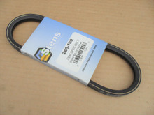 Drive Belt for Troy Bilt Horse 4 Speed Roto Tiller 9245, GW9245, GW-9245, Made In USA
