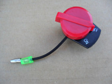Engine On Off Stop Kill Switch for Honda GX120, GX160, GX200, GX240, GX270, GX340 and GX390, 36100883005, 36100ZE1015, 36100ZH8W41, 36100-883-005, 36100-ZE1-015, 36100-ZH8-W41