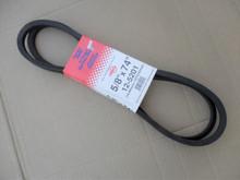 """Deck Belt for MTD 42"""" Cut 754-0371, 754-0371A, 954-0271A, 954-0371A, snowblower"""