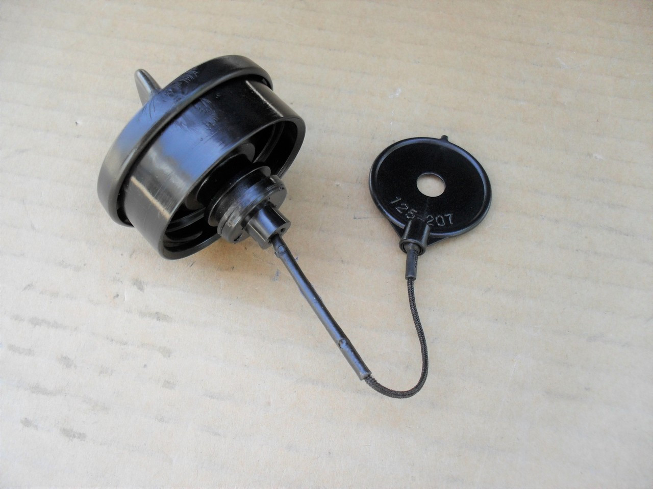 Gas Fuel Cap for Stihl FS48, FS56, FS66, FS72, FS74, FS76