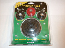 Bump Head Kit for Cub Cadet, Homelite, John Deere, Mcculloch, Ryobi, MTD, Troy Bilt, Yard Machine string trimmer bumphead 890-244