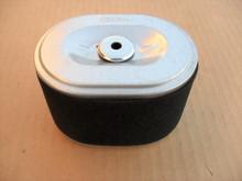 Air Filter for Honda GX110, GX120, GX140, GX160, GX200, 17210ZE1505, 17210ZE1507, 17210ZE1517, 17210ZE1820, 17210ZE1822, 17210-ZE1-505, 17210-ZE1-507, 17210-ZE1-517, 17210-ZE1-820, 17210-ZE1-822