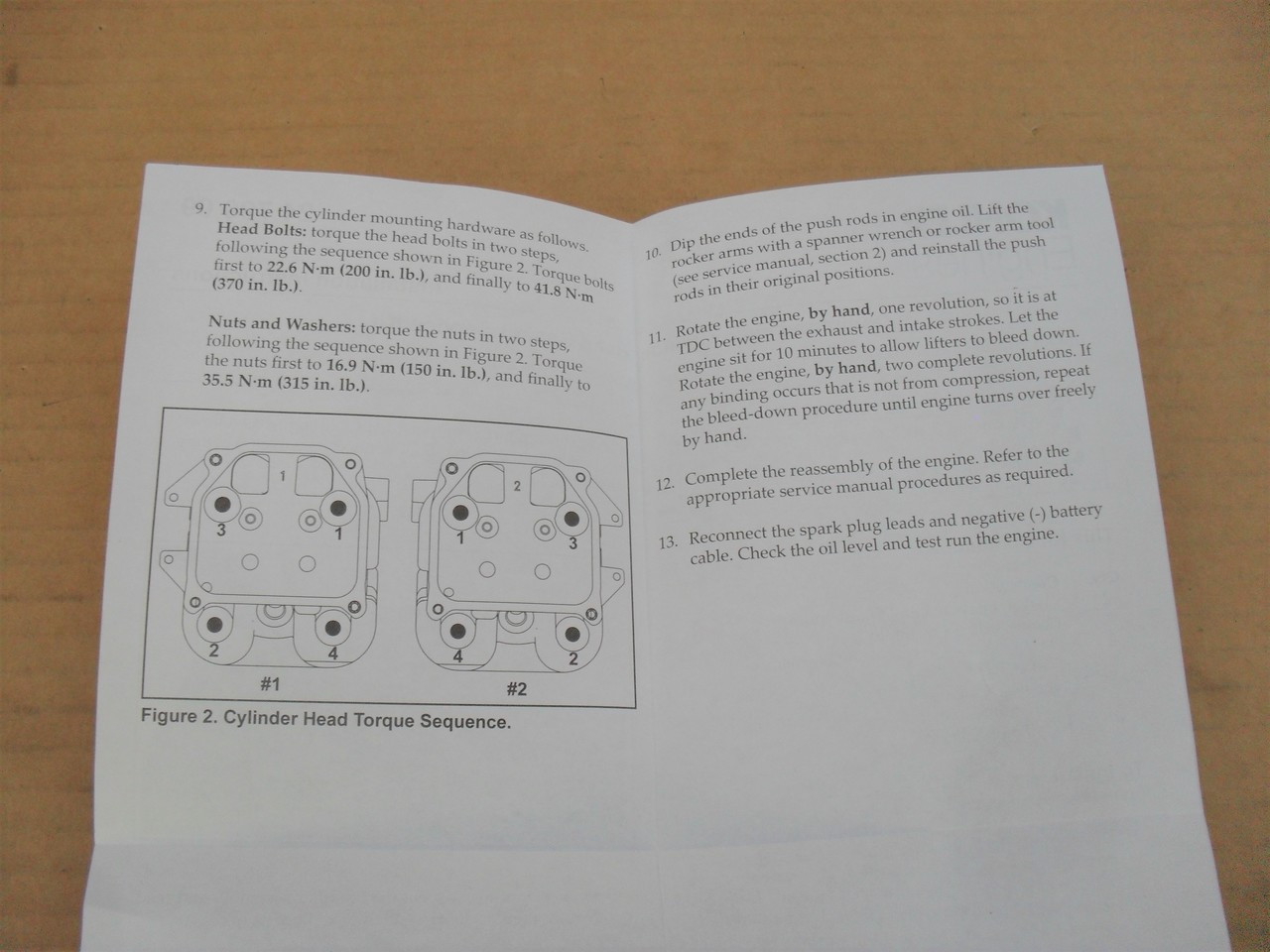 Head Gasket Kit For Kohler Command Ch18 Ch20 Ch22 Ch25 18 Hp To Engine Diagram Larger More Photos