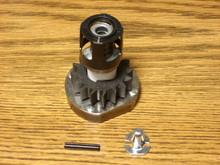 Starter Drive Gear Rebuild Kit for Briggs and Stratton 495878, 696540 &