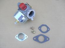 Carburetor for Tecumseh ECV100, LAV30, LAV35, LAV404, LAV50, TNT120, TVS90, TVS100, TVS105, TVS115, TVSL90, TVXL105 and TVXL115, 631612, 631699, 631784, 631784A, 631831, 631843, 631902, 631902A, 632046, 632046A, 632050, 632050A, 632051, 632052