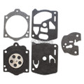 Carburetor diaphragm gasket rebuild kit for Walbro WS, D10WS, D1WS