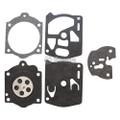 Carburetor diaphragm gasket rebuild kit for Walbro WS, D10WS, D1WS