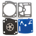 Gasket, Diaphragm Carburetor Rebuild Kit for Zama C3A-S19, C3A-S25, C3A-S26, C3A-S27B, C3A-S27C, C3A-S27D, C3A-S31, C3A-S31A, C3A-S31B, C3A-S31C, C3A-S31D, C3A-S31E, C3A-S38, C3A-S38A, C3A-S38B, C3A-S39, C3A-S39A, C3A-S39B, C3A-S4A, C3A-S4B, C3A-S4C, C3A-S52, C3A-S65, C3A-S65A, GND-21, GND21