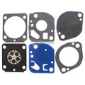 Carburetor Rebuild Kit for Zama C1Q-S110B, C1Q-S110C, C1Q-S110D, GND-55, GND-91, GND55, GND91 Gasket and Diaphragm Kit