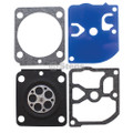 Carburetor Diaphragm Gasket Rebuild Kit for Zama GND-92, GND92