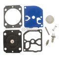 Carburetor Rebuild Kit for Zama RB164, RB155, RB164, RB180, C1M-S144, C1M-S144A, C1M-S144B and C1M-S144D
