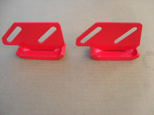 Skids Shoes for Toro 624, 824, 1132, 828 and Power Shift Snowblower 74110001, 74-1100-01