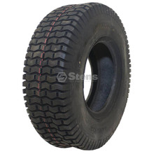 "Lawn Mower Tire 18x6.50-8, Turf Saver 4 Ply, Carlisle 511099, Wright Mfg. 48"", 52"" and 61"" Stander"