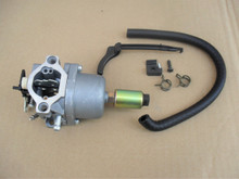 Carburetor for Briggs and Stratton 495935, 498061, 499153, 690194, 698620, 791886, 799727