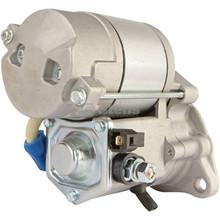 Electric Starter for Kubota D1101, D1102, L225, L225DT, L235, L235DT, L245DT, L245F, L245H, L275, 1550163010, 1550163011, 1550163012, 1550163020, 15501-63010, 15501-63011, 15501-63012, 15501-63020