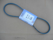 Self Propelled Drive Belt for Toro 1578, 230220, 23-0220 Made In USA, Kevlar Cord, Oil and Heat Resistant