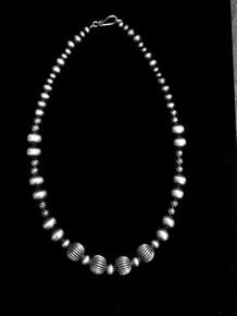 Navajo Beads Necklace B15