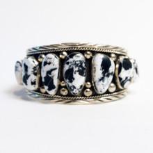 White Buffalo Cuff Bracelet