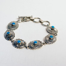 Sleeping Beauty Link Bracelet 225