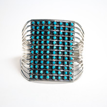 Sleeping Beauty Turquoise Cuff 660 SOLD