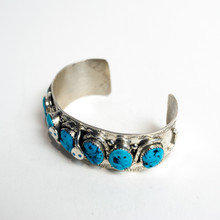 Sleeping Beauty Turquoise Cuff 490
