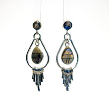 Abalone Inlay Earrings 39.95