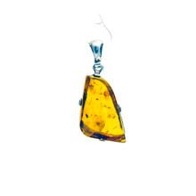 Large Amber Pendant