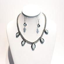 Thomas Francisco Dry Creek Turquoise Necklace Set