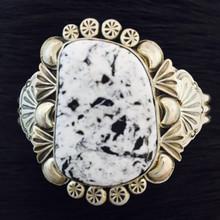 White Buffalo Cuff Bracelet 0450