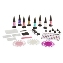 Nail A Peel 549482 Polish Tubes and Design Tool Deluxe Kit