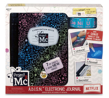 Project Mc2 546948E4C A.D.I.S.N. Journal Refresh Playset