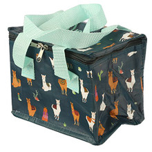 Wooven Cool Lunch/Food/Thermal Insulated Bag