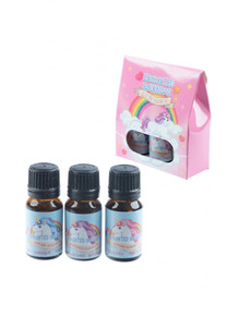 Set Of 3 Unicorn Fragrance Oils