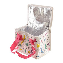 Laura Bell Woven Cool Bag Lunch Box