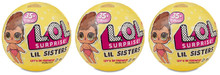 L.O.L Surprise LIL Sisters Series 3 (3 Pack)