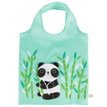 Panda Kawaii Friends Foldable Shopping Bag