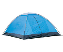Kingfisher 2 Person Camping Tent - Blue, NA