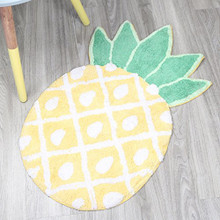 Sass & Belle Tropical Pineapple Rug