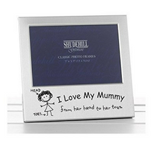 I Love My Mummy Frame