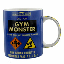 Gym Monster Mug