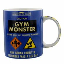 Gym Monster Mug
