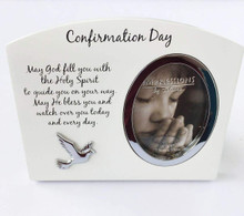Confirmation Day Photo Frame