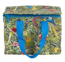 Sass & Belle Parrot Paradise Lunch Bag
