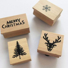 Pack of 4 Christmas Stamps