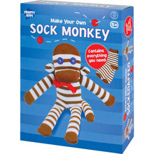 Make Your Own Monkey Socks