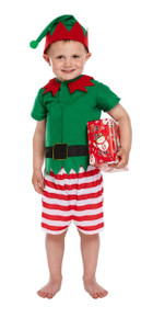 Santa's Little Helpers, Elf Costume  Age 3 years.