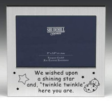 Frames - We Wished Upon A Star Photo Frame