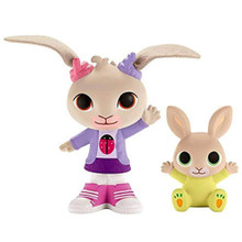 """A Bing"" Figure Pack- Coco and Baby Charlie"