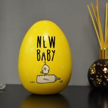 Eggcellent New Baby Money Pot
