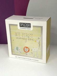 CHANGE BOX BABY FUND 'MY FIRST MONEY BOX